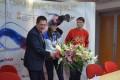 Konferencija za štampu povodom osvojene bronzane medalje na SP u Poljskoj