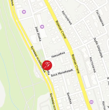 ulica strahinjica bana beograd mapa Kontakt | Atletski Savez Srbije ulica strahinjica bana beograd mapa